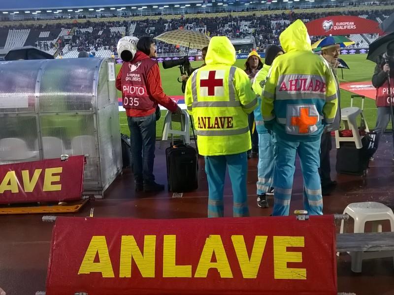 sanitet usluga reprezentacija fudbal