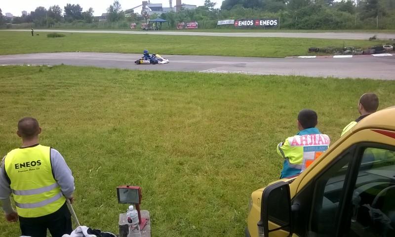 zdravstvena zastita karting trka ada huja